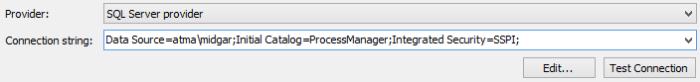 Symantec Workflow SQL Integration Configuration